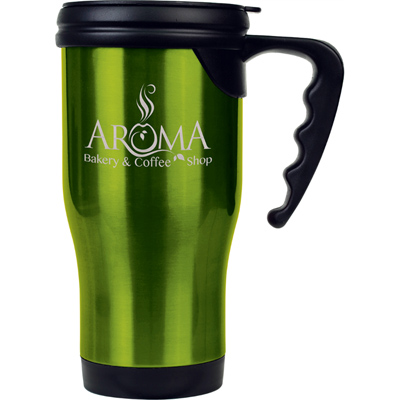 Custom engraved travel mugs from Engraver's Den