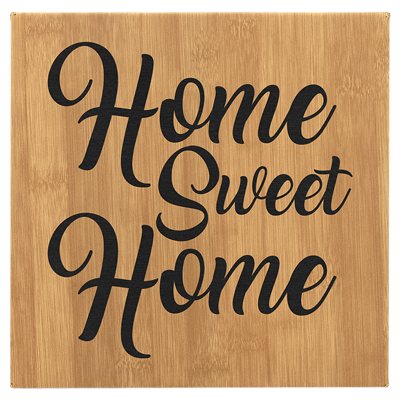 Custom engraved wooden cutting boards from Engraver's Den